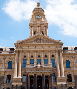 City Hall (Image: Supplied)