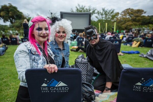 Galileo Open Air Cinema (Image: Supplied)