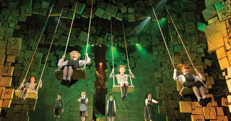 Matilda the Musical (Image: Supplied)