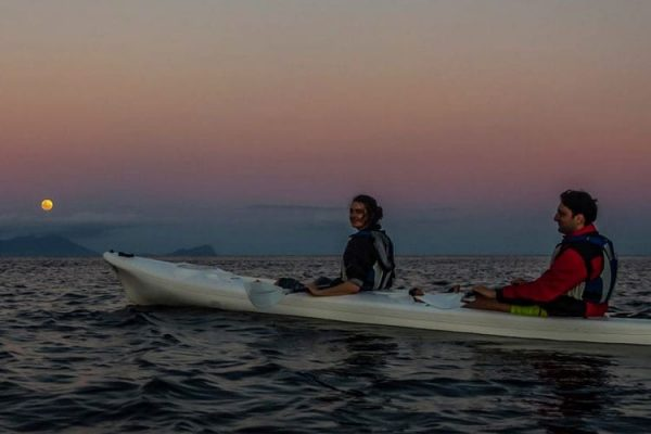 Kayaking in Simon's Town (Image: Supplied)