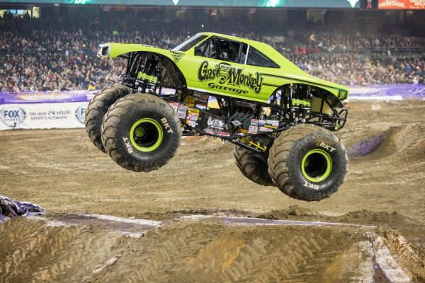 Monster Jam (Image: Supplied)