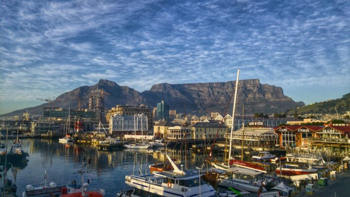V&A Waterfront Cape Town (Image: Supplied)