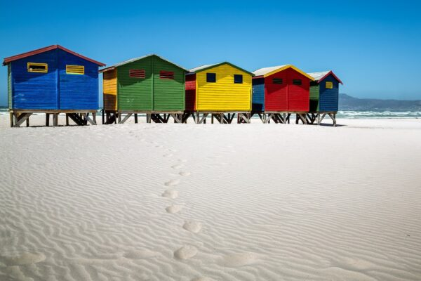 Muizenberg Beach Cape Town (Image: Supplied)