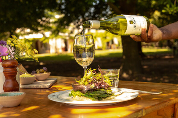 The Table Restaurant at De Meye Wines (Image: Supplied)